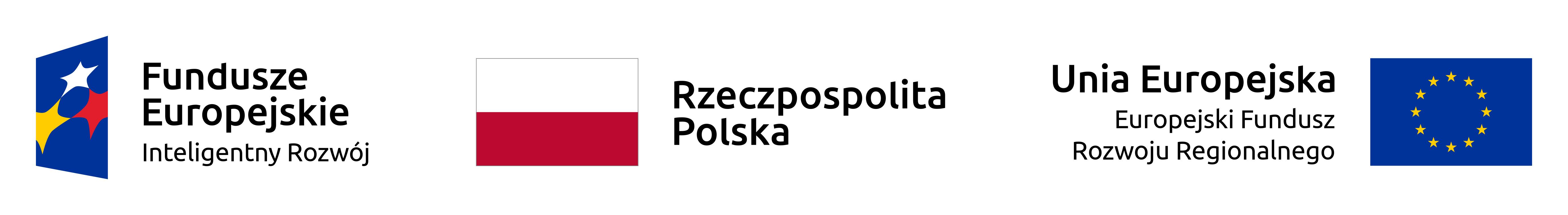 Fundusze Europejskie logo