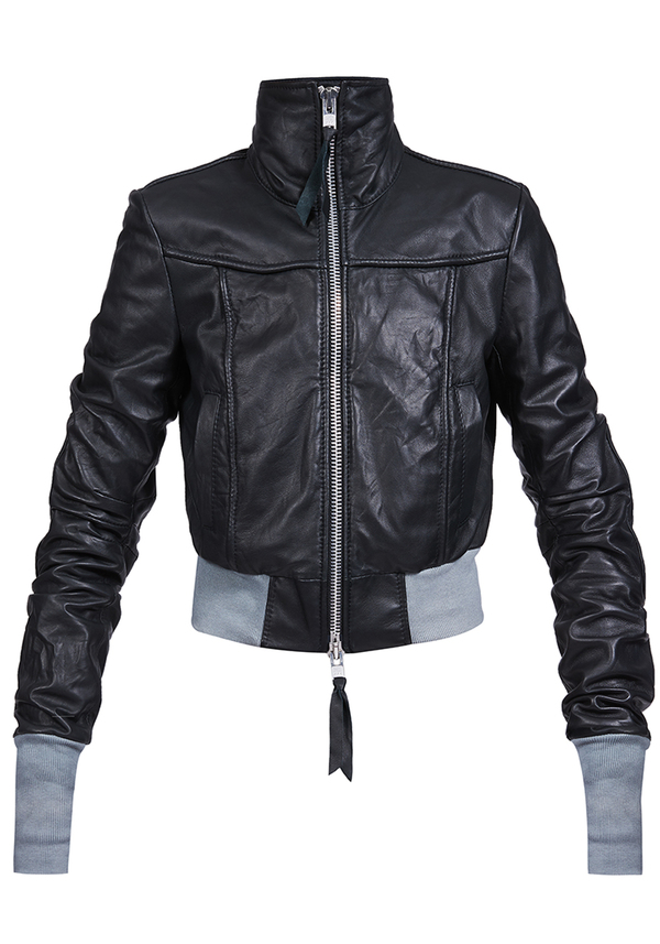 Forever Leather Girl Jacket