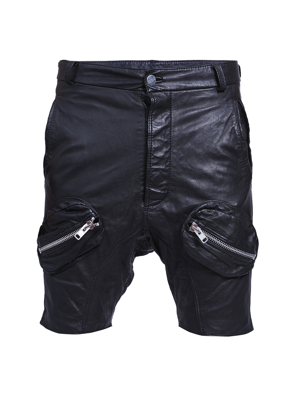 FOREVER LEATHER BOY shorts