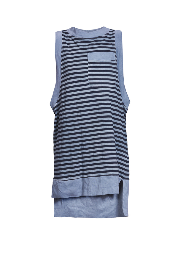 tank TOP KRIVAN VEST STRIPES