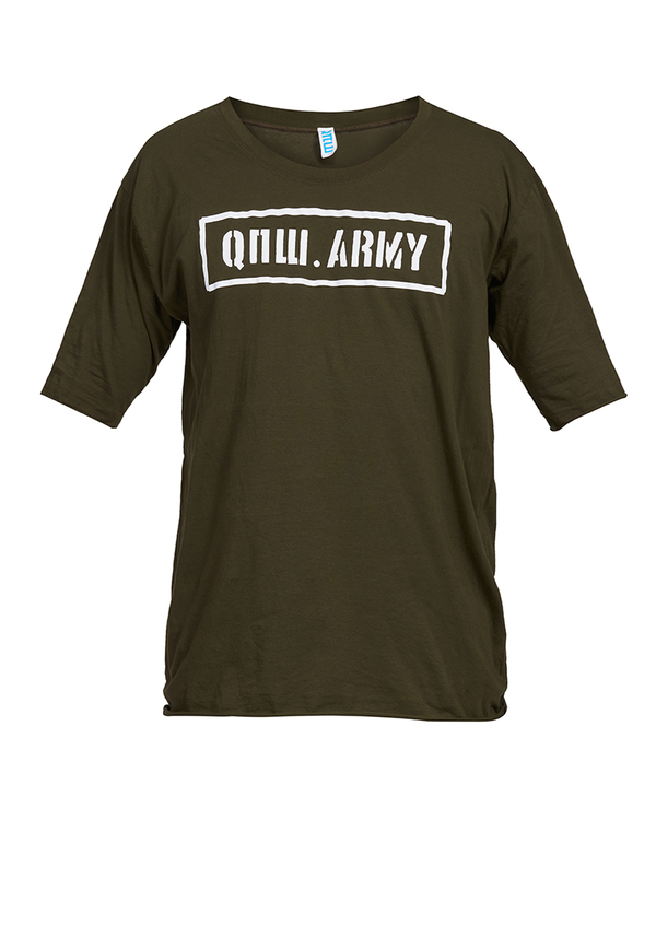 CROWN ARMY t-shirt