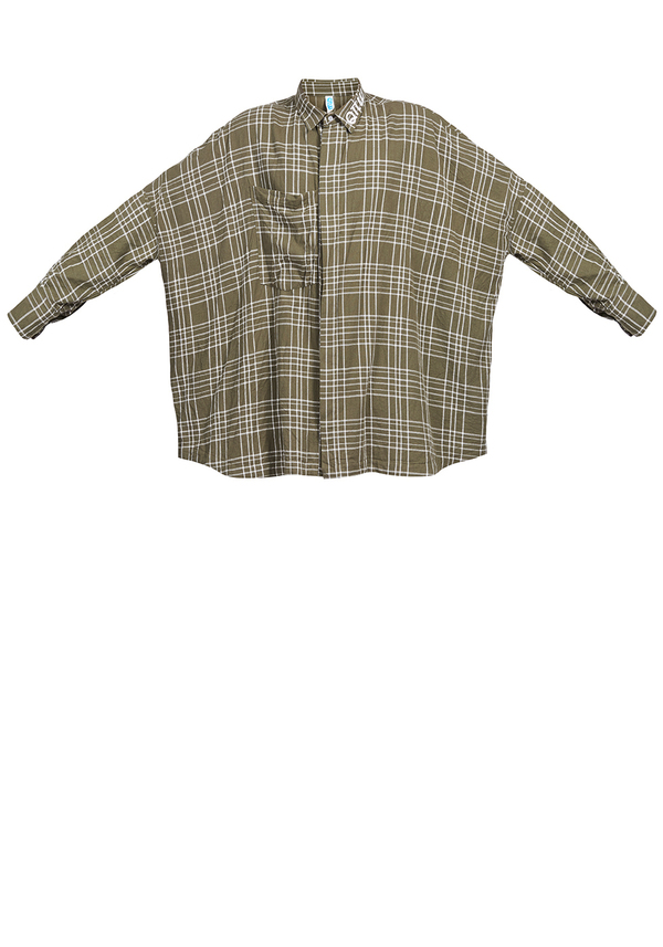 koszula CROWN SYMMETRIC FLANNEL