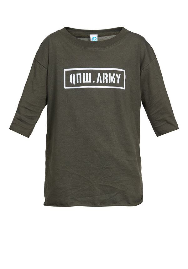 t-shirt KIDS ARMY