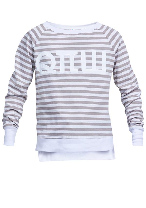 RAGLAN STRIPES t-shirt