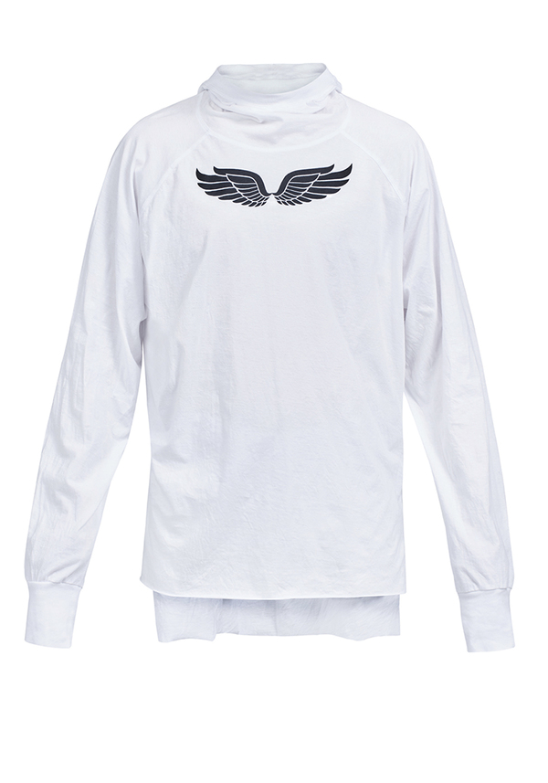 ANGEL HOOD t-shirt