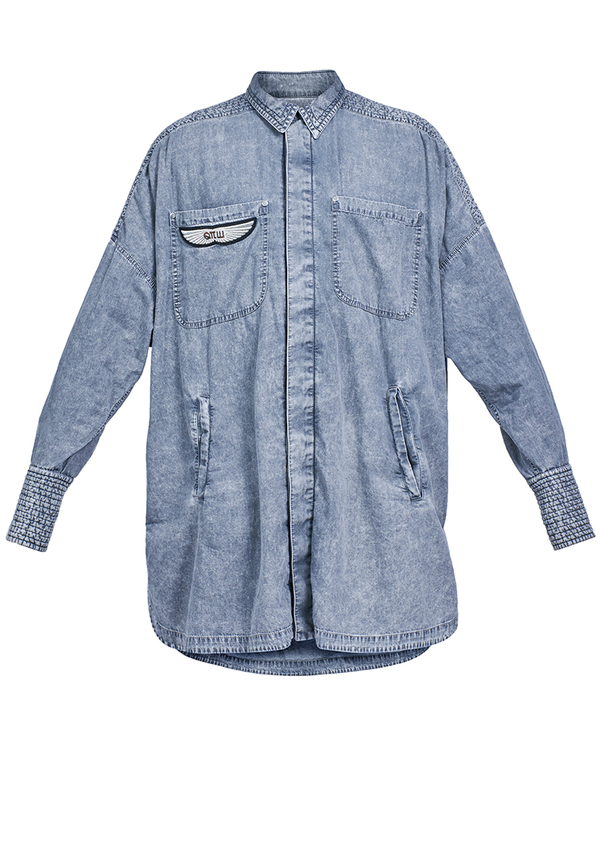 ANGEL WINGS JEANS shirt