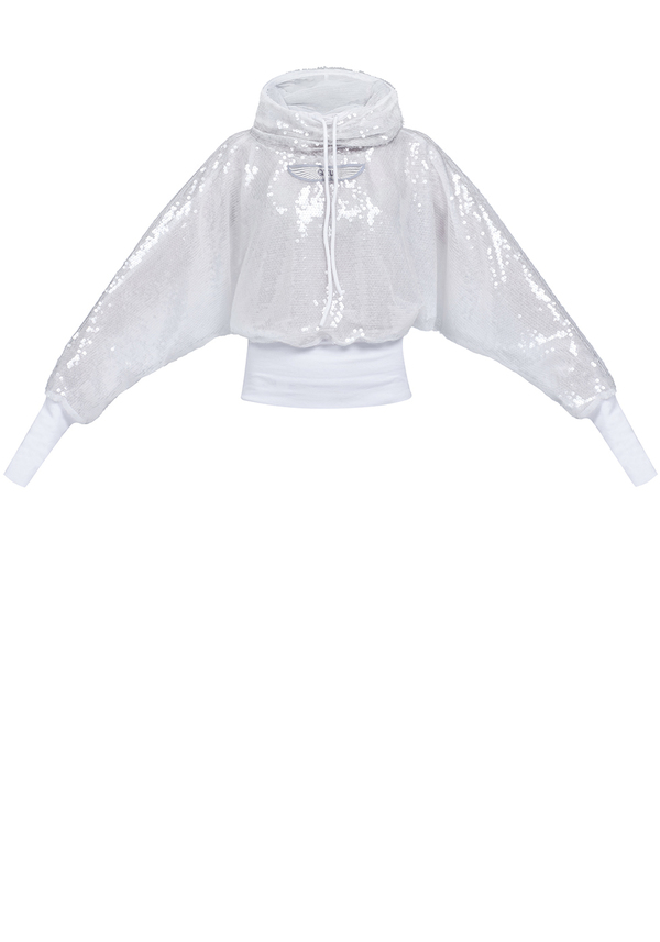 ANGEL GLAM sweatshirt