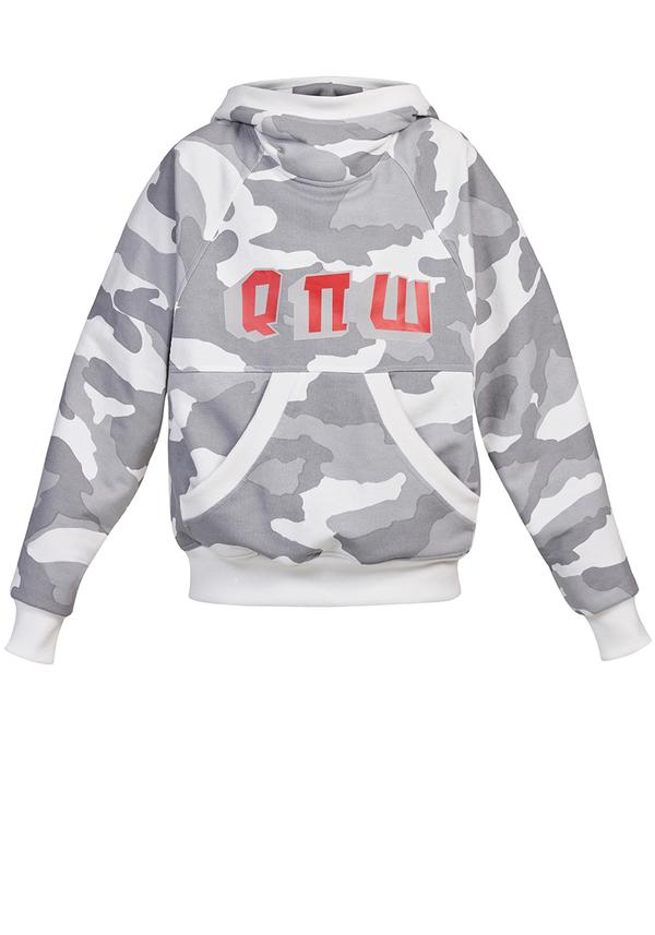 CAMO BLOQUE sweatshirt