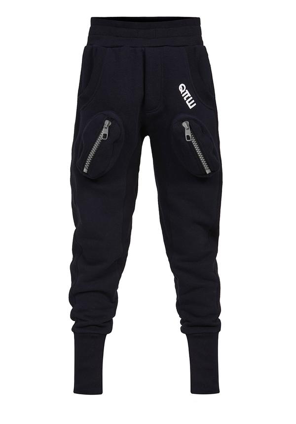 3D POCKETS sweatpants