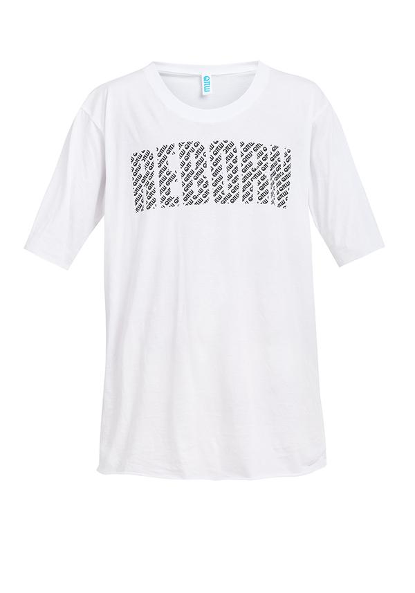 t-shirt REBORN SIGNATURE