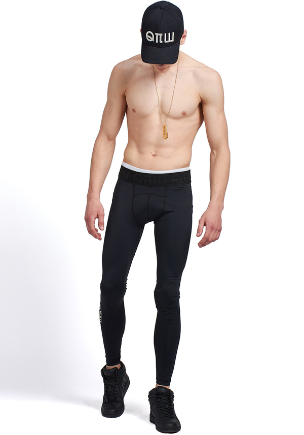 ACTIVE RESTART BOY leggings
