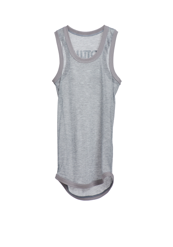 ACTIVE LOGO NET GIRL tank top