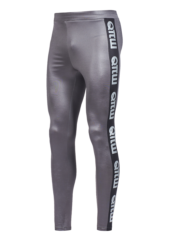 ACTIVE STRIPE LOGO leggings