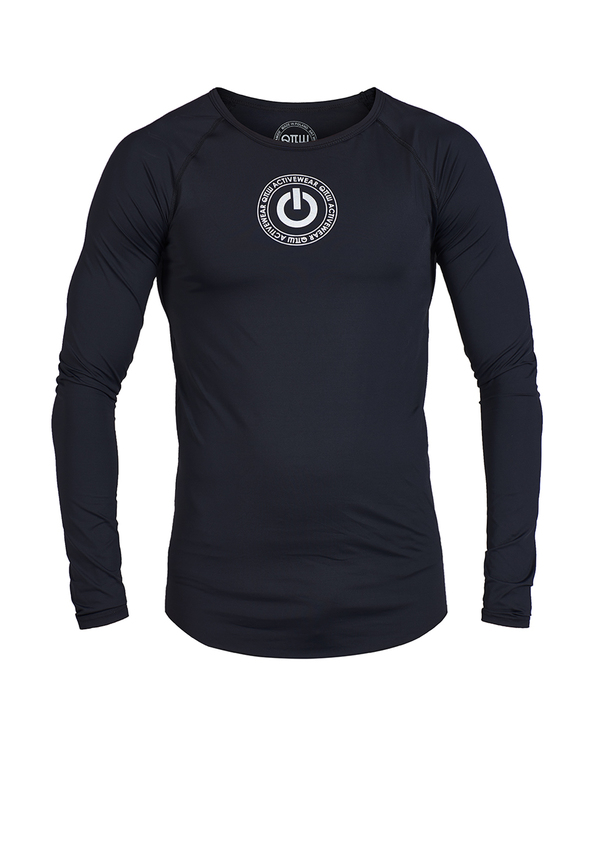 t-shirt ACTIVE RESTART LONG SLEEVE
