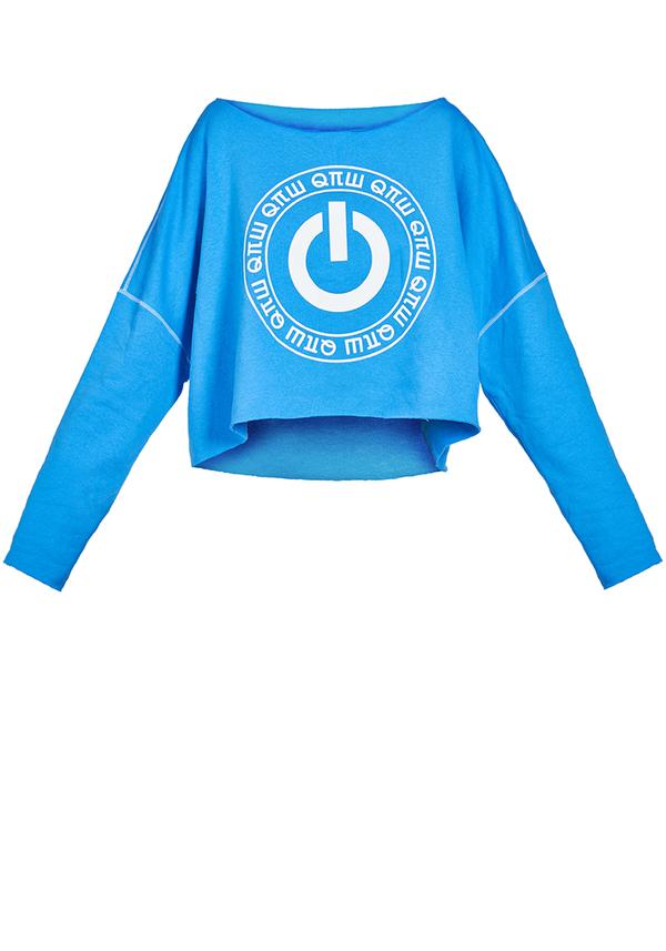 REBORN RESTART FLASHDANCE LIMITED sweatshirt