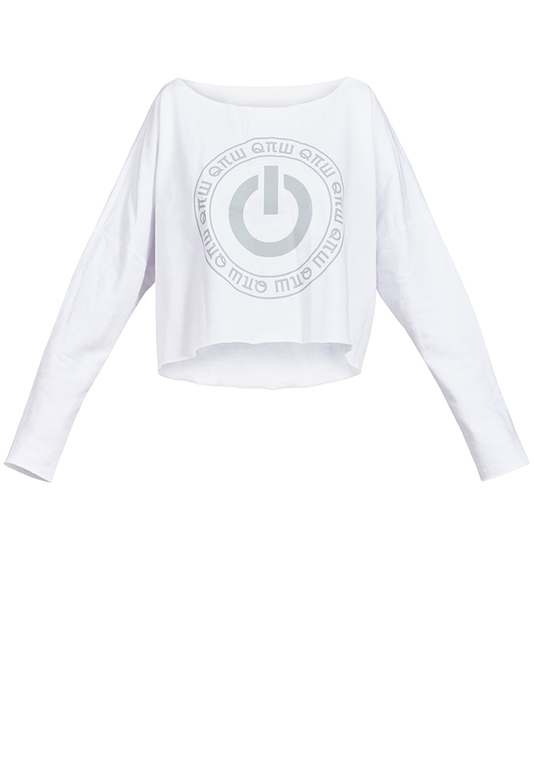 REBORN RESTART FLASHDANCE sweatshirt