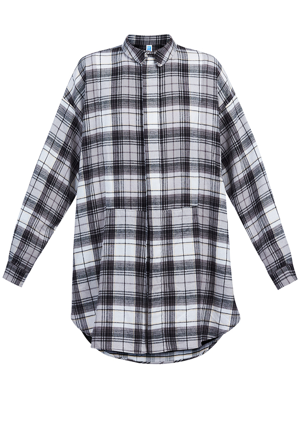 89 FLANNEL LONG shirt