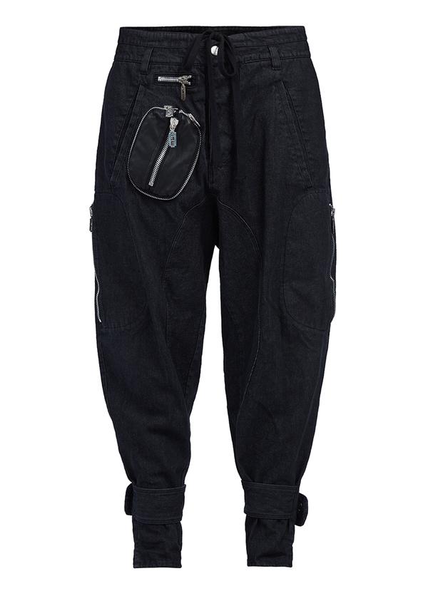 spodnie 89 3D WALLET JEANS
