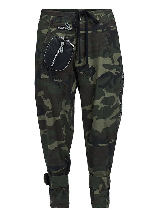 spodnie 89 3D WALLET MORO