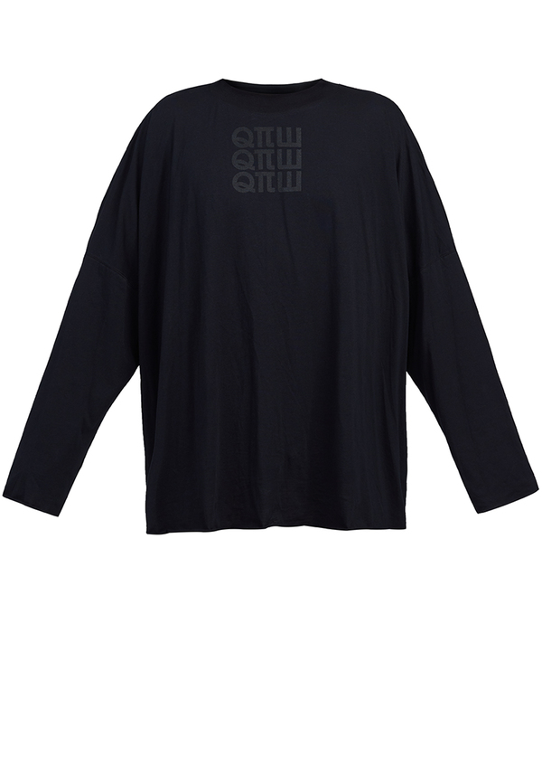 t-shirt 89 TRIPLE LOGO