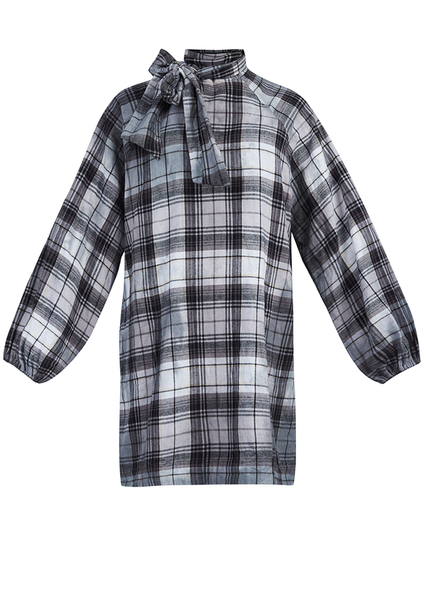 sukienka 89 LOOP FLANNEL