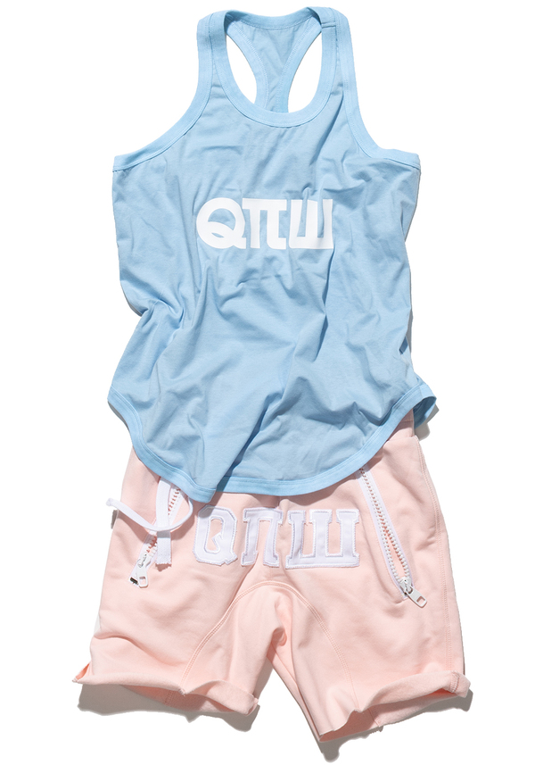 KIDS LOGO ZIP POCKETS shorts