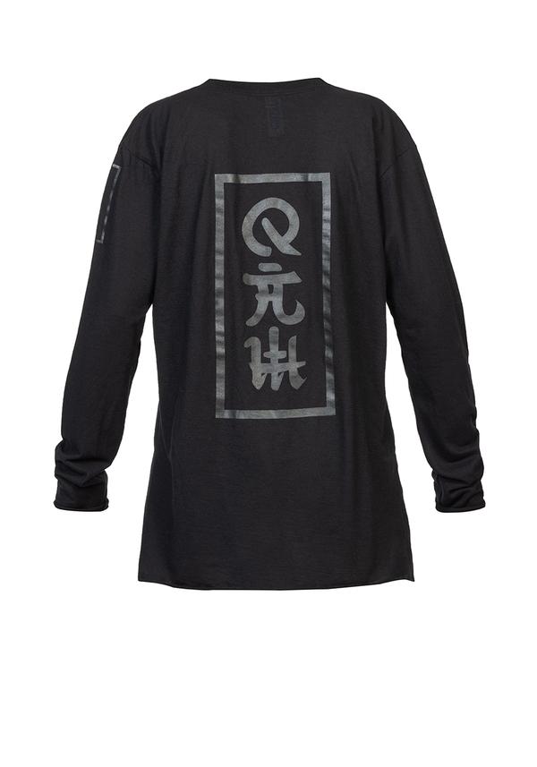 t-shirt ORIENT MONSHO LONGSLEEVE