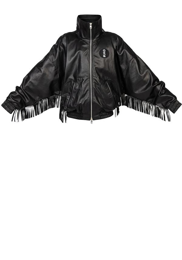 ORIENT RISING SUN LEATHER jacket