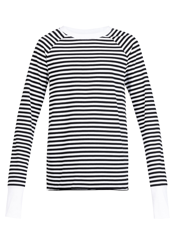NOW STRIPES t-shirt