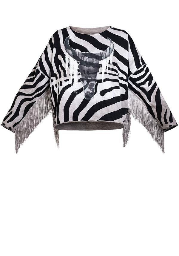 bluza NOW WILD FRINGE